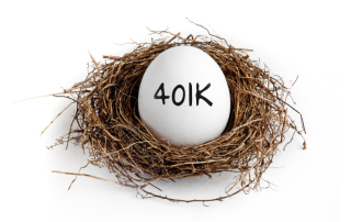 using 401k for down payment